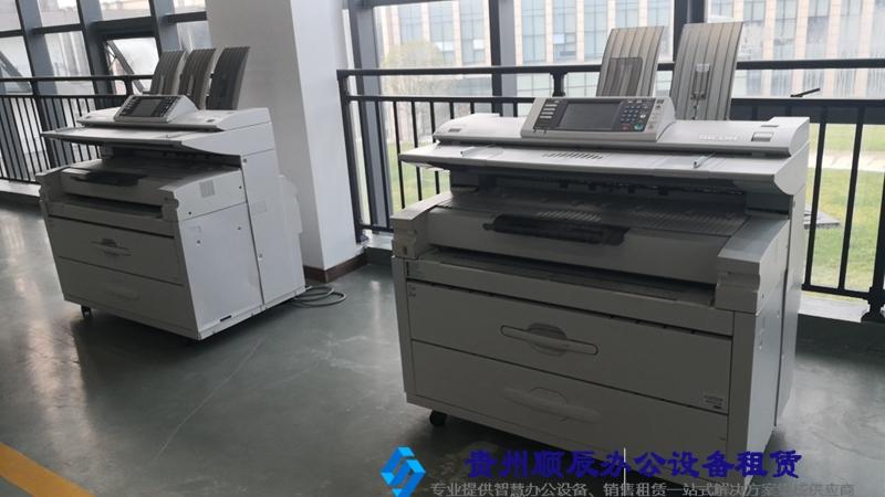 高端复合机复印机租赁机型展示