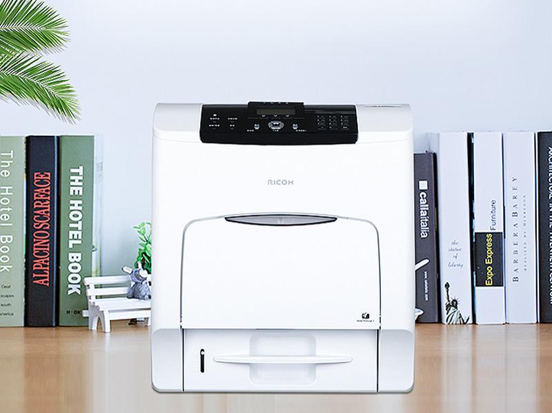 理光(Ricoh)SP C440DN A4彩色激光打印机自