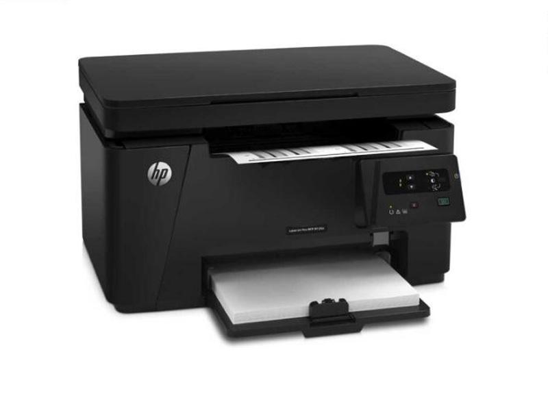遵义某集团公司,打印机惠普M126a打印机