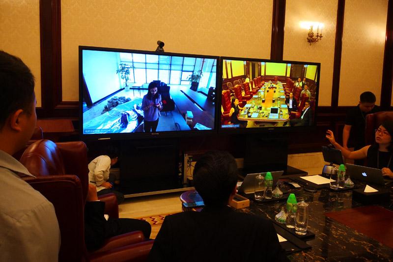 电视远程会议,网络办公设备报价