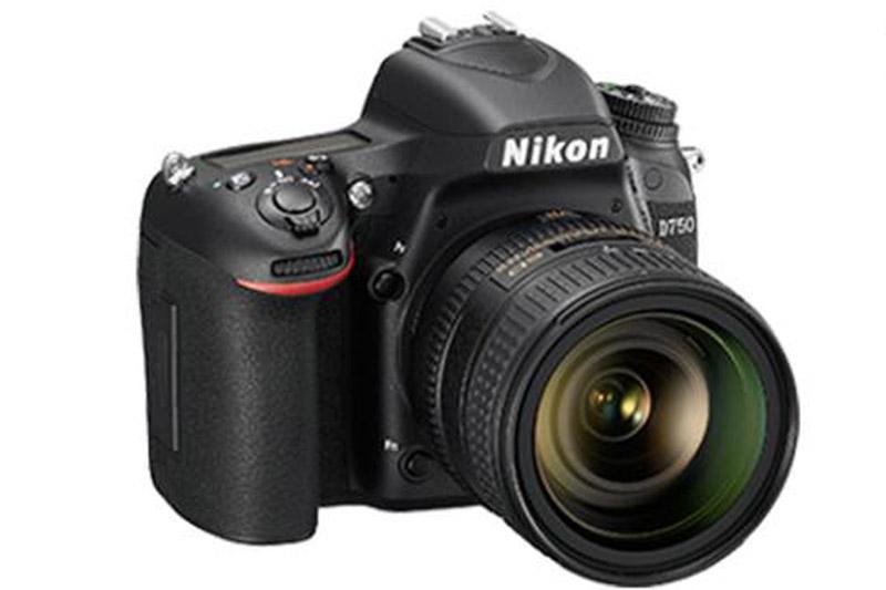 相机尼康(Nikon)D750 单反相机