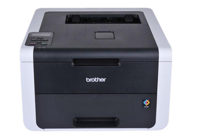 兄弟HL3150CDN打印机开机提示DRUM的解决方法