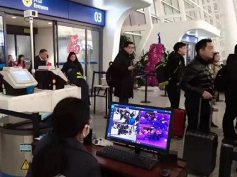 贵州顺辰提供宇视新型冠状病毒对体温自动筛查
